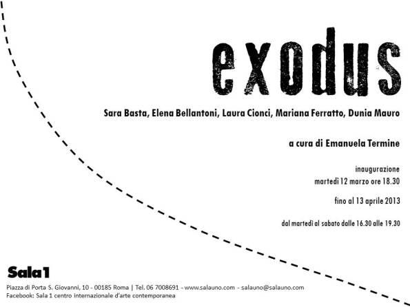 exodus invito