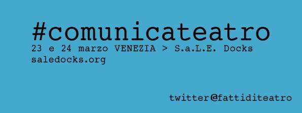 banner_#comunicateatro_venezia