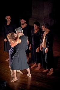 Verso Medea, foto di Tommy Ilai