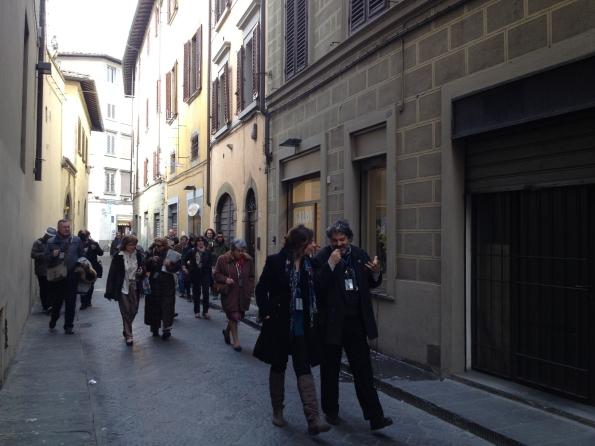Un recente Walk Show a Firenze - ph: Emanuele Merighella